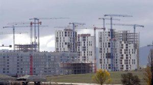 El precio de la vivienda en España aumentó en tasa interanual un 3,9%
