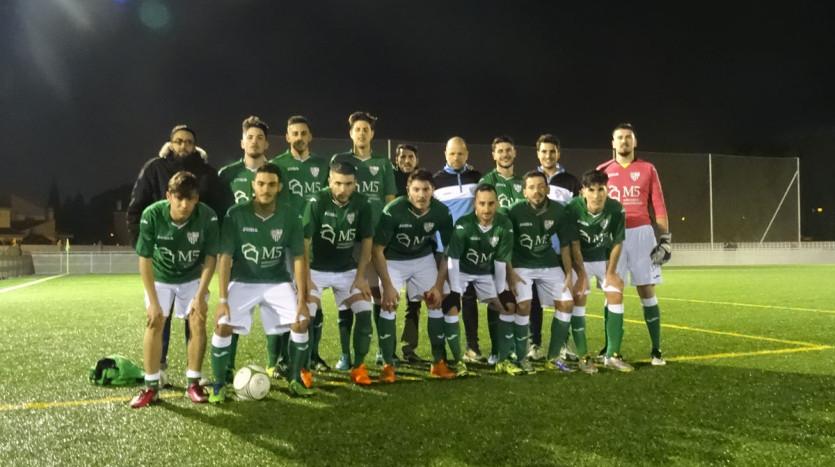 M5 patrocina al equipo malagueño Atlético San Julián