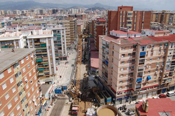 Málaga mantiene el mayor ritmo de venta de viviendas en diez años con casi 90 al día