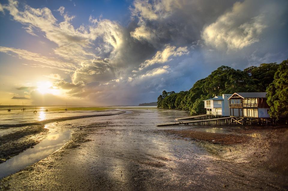 Lo que debe ver antes de comprar una casa en la playa