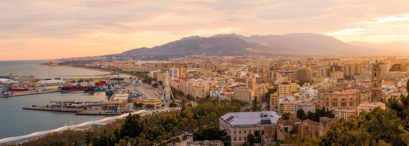 Dónde comprar vivienda en Málaga