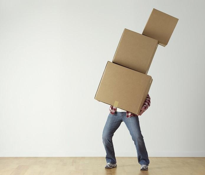 ¿Cómo organizar una mudanza sin estrés?