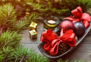 ¿Decorar de Navidad su casa en venta?